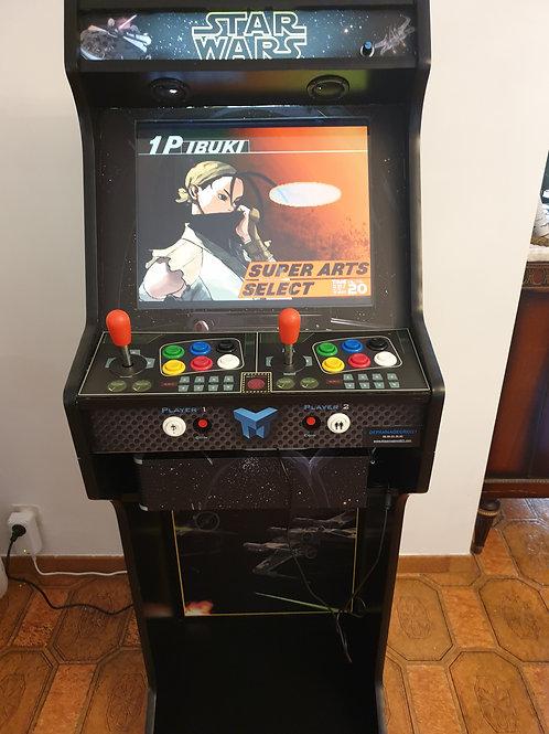 Borne d'arcade rétro starwars