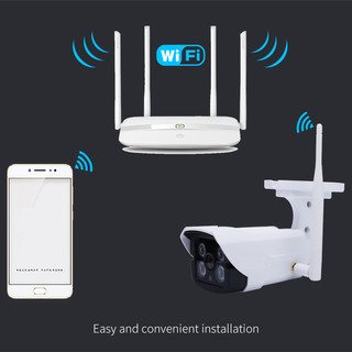 Surveillance sans fil
