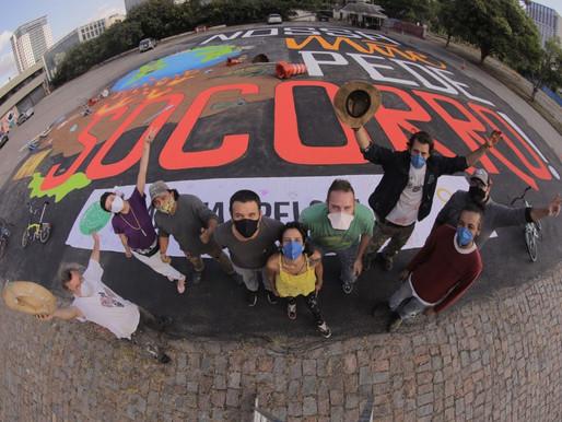 Ação #OurOtherMother com o Famílias Pelo Clima