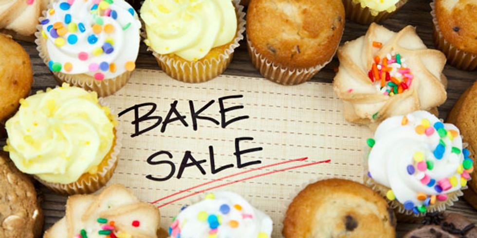 Kids World Ministry Bake Sale