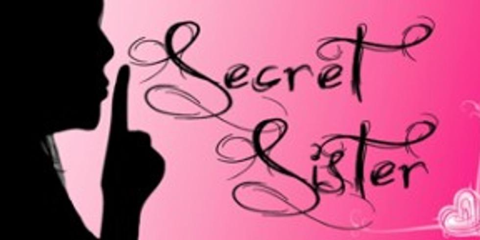 Secret Sister Reveal Party!