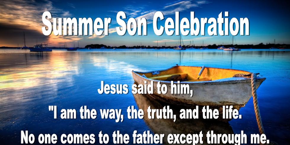 Summer Son Celebration