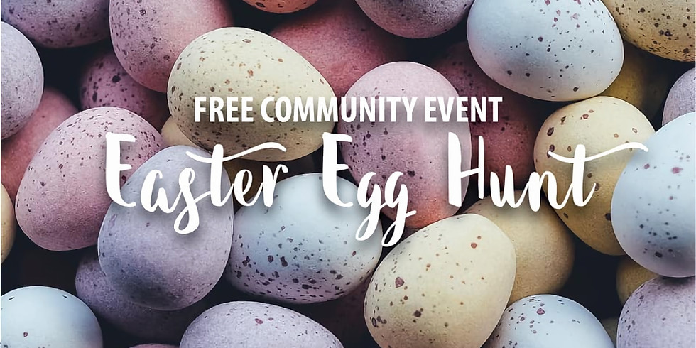 Free Easter Egg Hunt