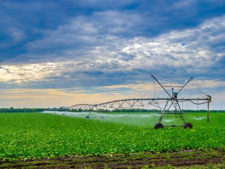 Agro: a irrigação de precisão é uma saída, diante da crise hídrica?