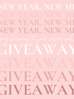 Announcing the Fabulous Fresh Start 'New Year, New Me' Giveaway!