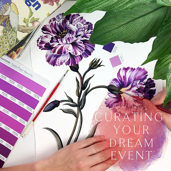 Curating Your Ideal Event