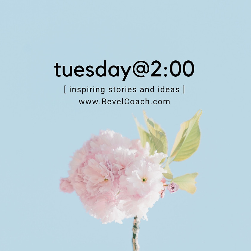 September 24th Tuesday@2:00 (EST)