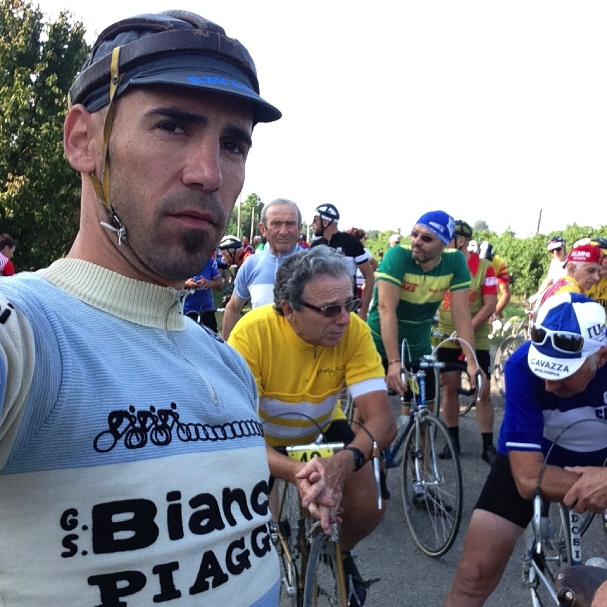 salatissimo - bike eroica Lugo