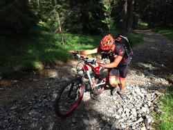 salatissimo - bike colle Ornella