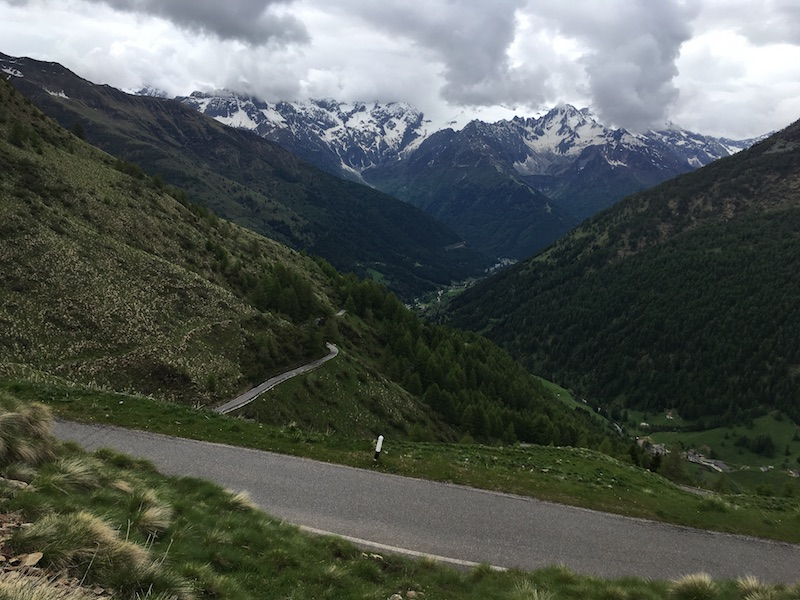 salatissimo - bike Passo Gavia