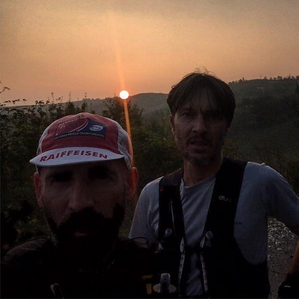 salatissimo - alba con Piero