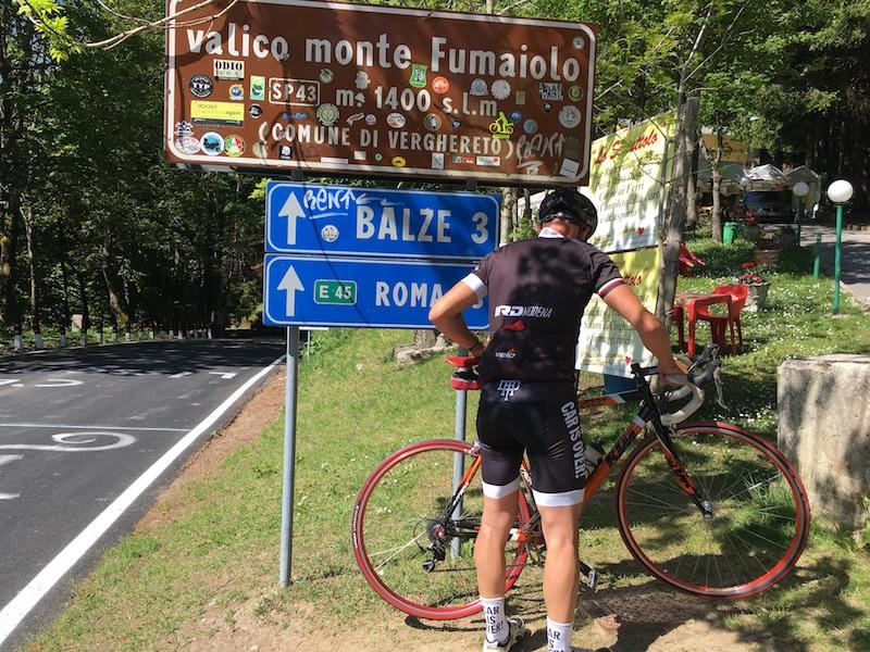salatissimo - bike Fumaiolo