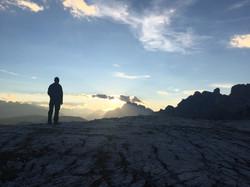 salatissimo - tramonto rif. Locatell