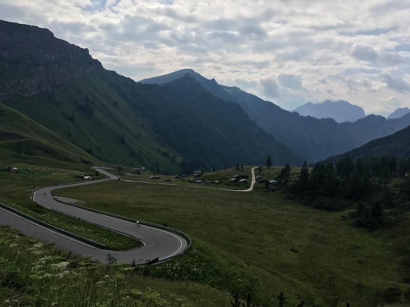 salatissimo - bike discesa Fedaia