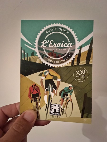 salatissimo - bike eroica book