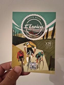 salatissimo - bike eroica book