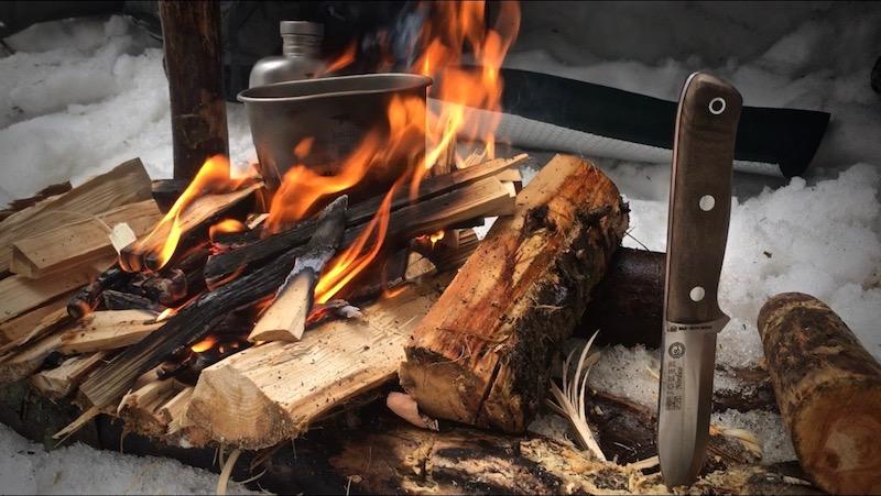 salatissimo - fire camp