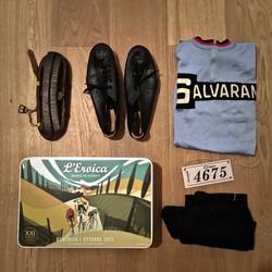 salatissimo - bike equip eroica
