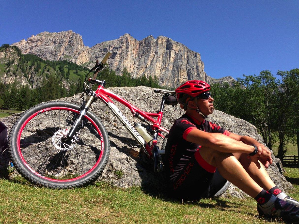 salatissimo - bike Val Gardena 2013