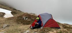 salatissimo - wild camping