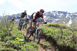 salatissimo - bike Hero Passo Pordoi