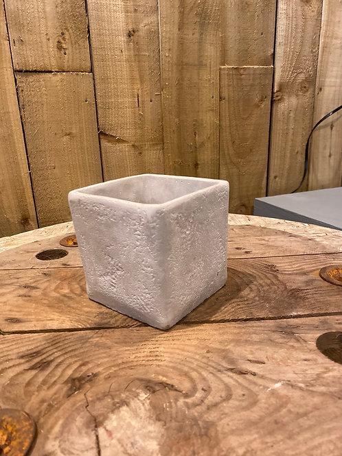 Seneceo Concrete Square Small