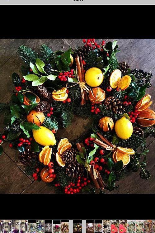 Fruity Wreath
