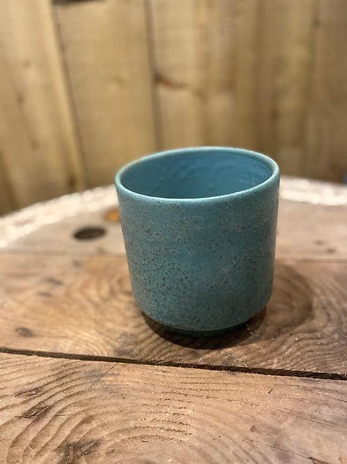 Mumbai Pot Turquoise