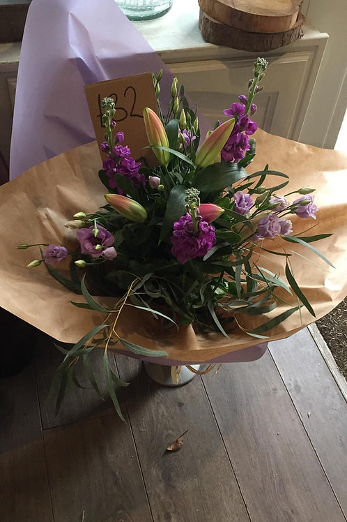 £40 Handtied Bouquet