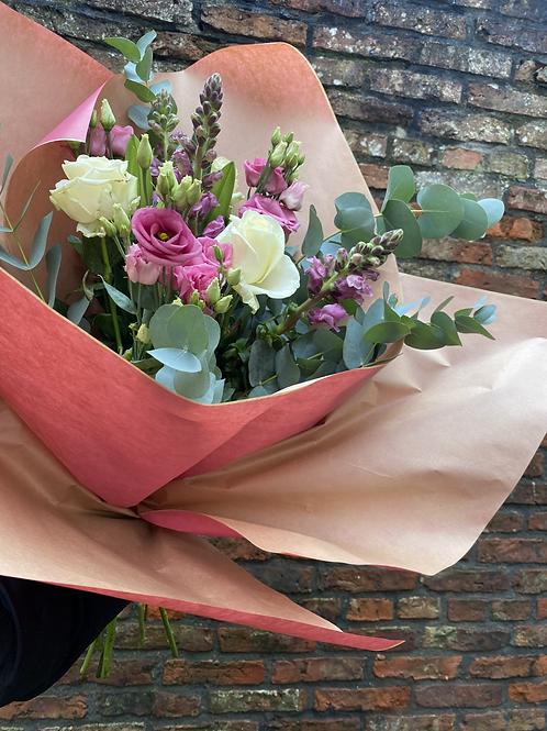 £50 handtied Bouquet