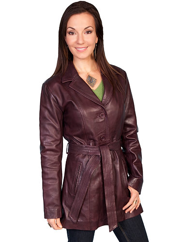Scully Classic Style Thigh Length Coat