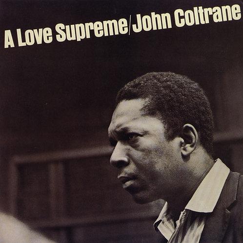 LP A love Supreme - John Coltrane