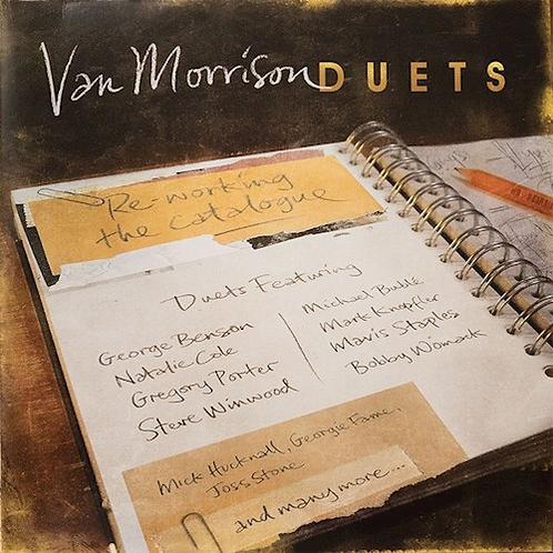 2 LP Duets: Re-Working the Catalogue -Van Morrison