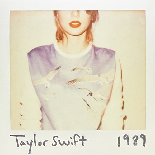 2 LP 1989 -Taylor Swift