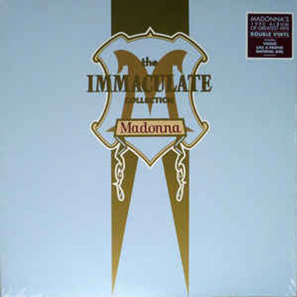 2LP Immaculate - Madonna