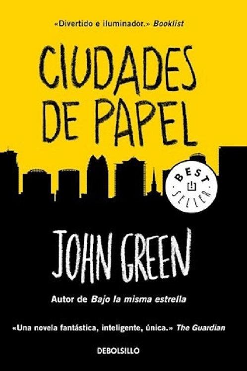 Ciudades de papel / John Green