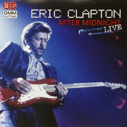 2LP After Midnight Live - Eric Clapton