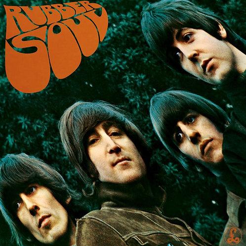 LP Rubber Soul - The Beatles
