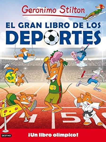 El gran libro de los deportes / Geronimo Stilton