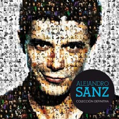 2 LP +CD Colección Definitiva -Alejandro Sanz