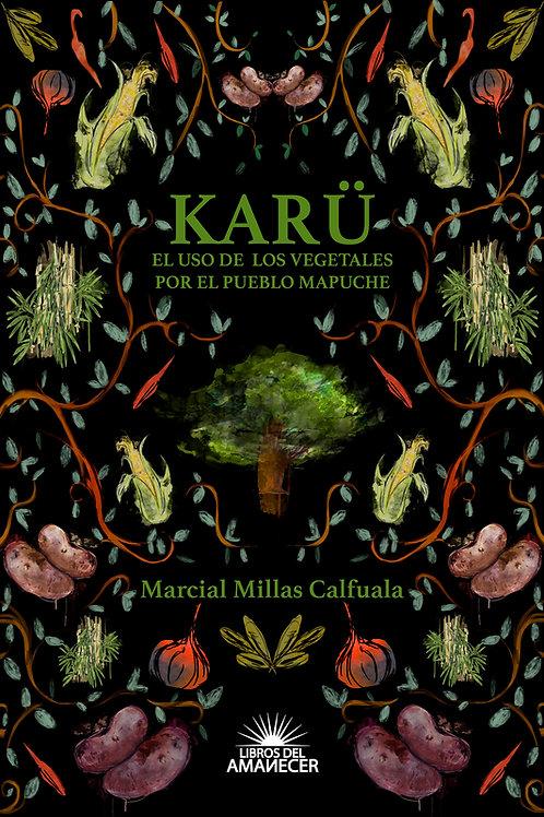 Karü. El uso de los vegetales por el pueblo mapuche / Marcial Millas Calfuala