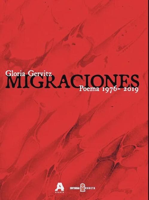 Migraciones. Poema 1976-2019