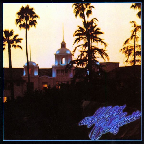 Lp Hotel  California - Eagles