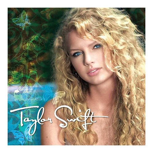 2 LP Taylor Swift - Taylor  Swift