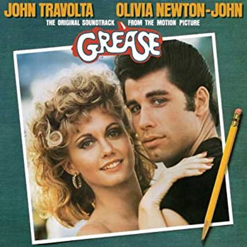 2LP Greace - John Travolta