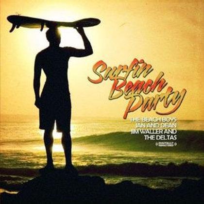 Cd Surfin Beach Party - The Beach Boys