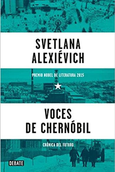 Voces de Chernóbil / Svetlana Aleksiévich