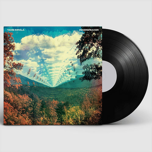 2 LP  Innerspeaker - Tame Impala