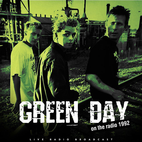 Lp  Best of Live On The Radio 1992 - Green Day