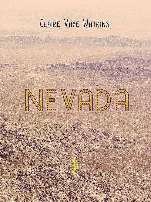 Nevada / Claire Vaye Watkins